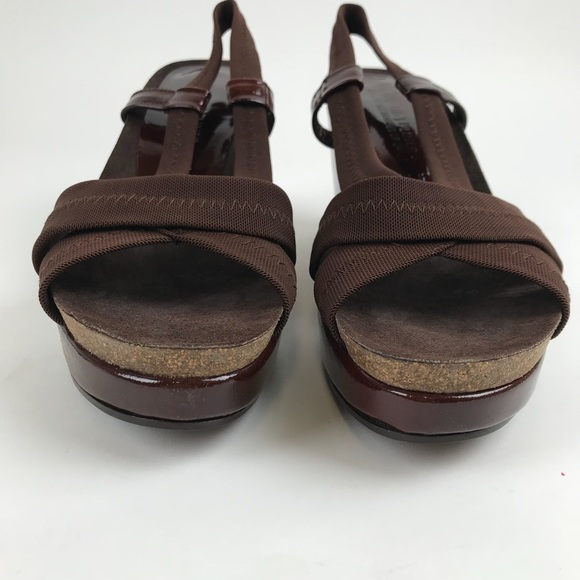 Donald J. Pliner Shoes - Donald J. Pliner Bowie Size 12 Walnut Brown Sandal